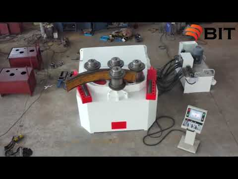 U C Channel bending machine, profile bending machine