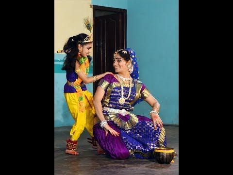 BHARATHANATYAM - MAADU MEIKKUM KANNE - BY   SRUTHI VIMAL MENON & UMAKSHARA MENON