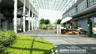 Die Manfred-Sauer-Stiftung in Lobbach