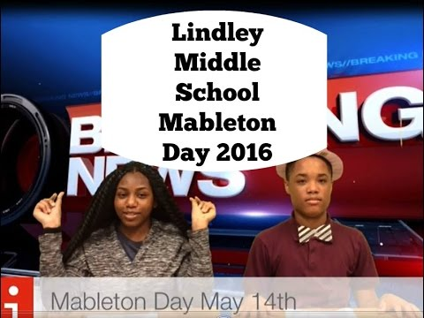 Lindley Middle School Mableton Day Promo #5