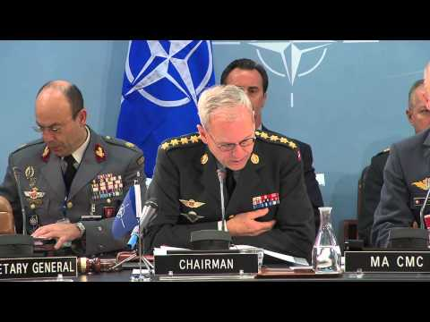 NATO Chiefs of Defence Meeting - Opening remarks by Chairman of Military Committee