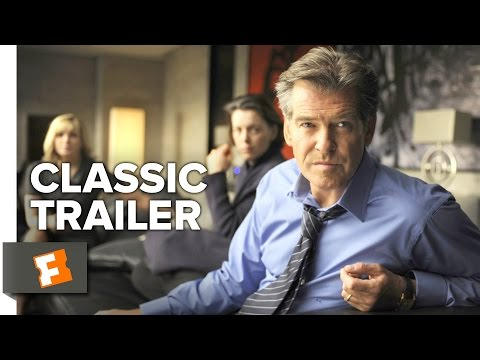 The Ghost Writer (2010) Official Trailer - Ewan McGregor, Pierce Brosnan Movie HD poster