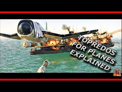 War Thunder || Torpedo Comparison, Explanation and HOW TO USE