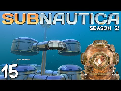 "Subnautica Gameplay S02E15 - ""MAJOR BASE BUILDING!!!"" 1080p PC"