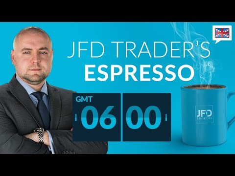 JFD Trader's Espresso - 22/10/2018 - Nikkei 225, DAX, Gold, EURUSD, GBPUSD, USDCAD