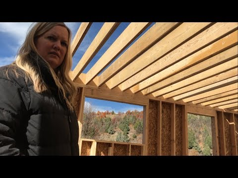 #147 - Framing Second Story Floor Joists By Myself