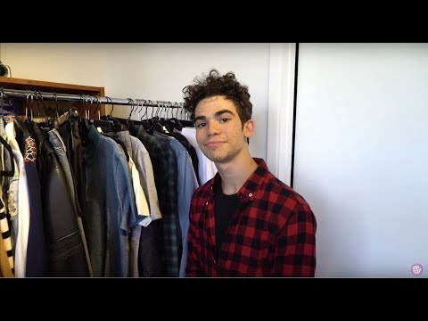 POPSTAR! EXCLUSIVE: Wardrobe Tour with Cameron Boyce!
