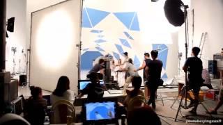 BESTie (베스티) - Pitapat (두근두근) MV making film