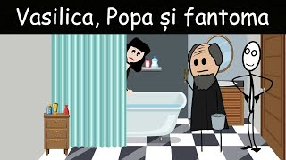VIAȚA LA CĂMIN: Vasilica, Popa Și Fantoma