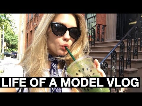 LIFE OF A MODEL: CASTINGS + A BUSY DAY IN NYC