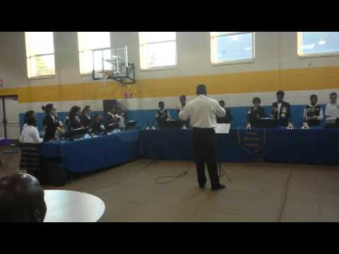 """Bound for Glory"" by Vienna Adventist Academy Bells Choir"