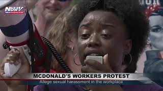 FOX 10 XTRA NEWS AT 7: McDonald's workers protest; Military plane down in San Antonio