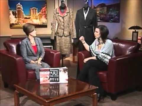 Ginny Baldridge on STL TV St  Louis Presents   and Presence