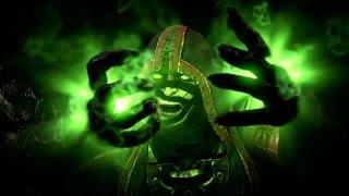 Mortal Kombat X   Official Ermac Trailer (2015)   Netherrealms MK 10 Game HD