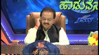 Vishwaprasad Ganagi sang a song Navaduva nudiye