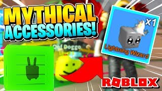 ROBLOX MINING SIMULATOR [Codes] - NEW PET ACCESSORIES UPDATE! [Mythicals]