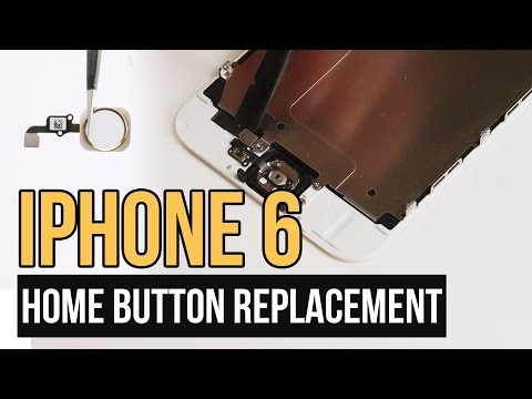 IPhone 6 Home Button Replacement Video Guide