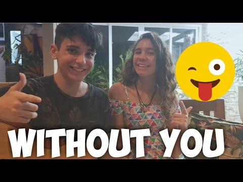 Without You - Lunnah Novaes e Guilherme Porto  David Guetta ftUsher