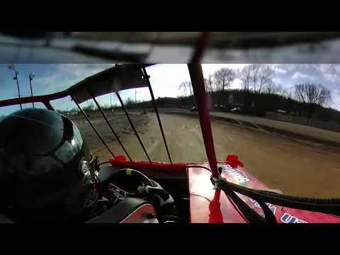 Zach Wigal Legendary Hilltop Speedway 360 Feature 3-31-18