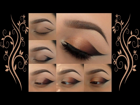 Smokey Eye Makeup Tutorial Step by Step