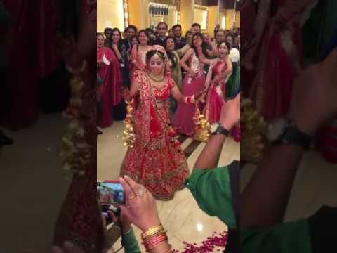 Awesome  Bridal marriage dance  videos- Indian wedding
