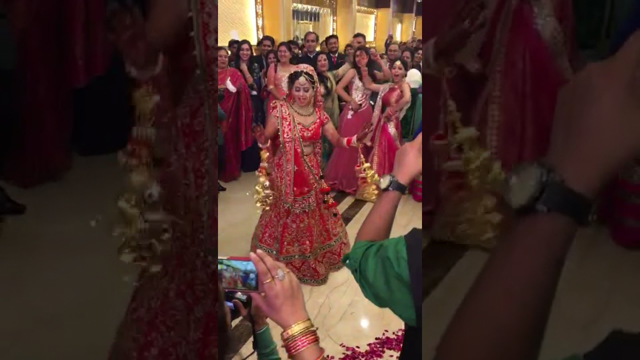 Awesome Bridal Marriage Dance Videos Indian Wedding