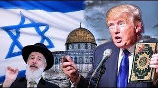 Israel va Construire le Temple du Dajjal a Jérusalem - Le Plan secret pour détruire la Palestine