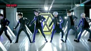 [MR Removed] 140610 EXO(엠카) - Overdose MTV The Show