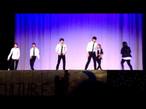 Thomas Edison High School Asian Culture Club Variety Show 2014-2015