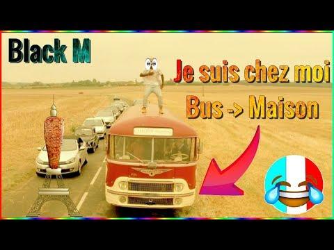 Black M - Je Suis Chez Moi CRITIQUE (constructive) Parodyworld - Zapati 6