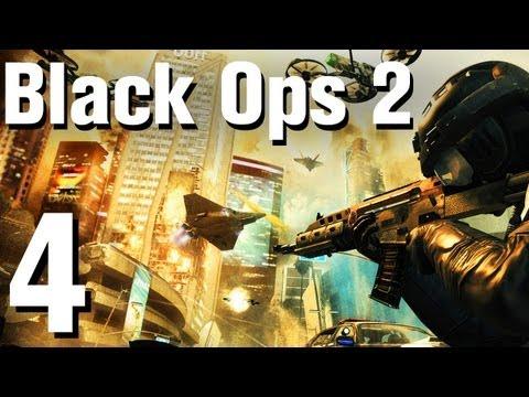 Black Ops 2 Walkthrough Part 4 - Celerium