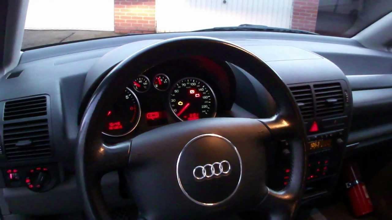 Fuse Fuse Box Audi A2 Inside Youtube