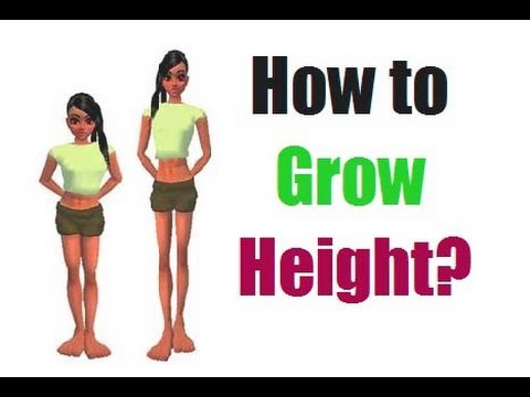 How to Grow Height Faster | How to Get Taller Fast?