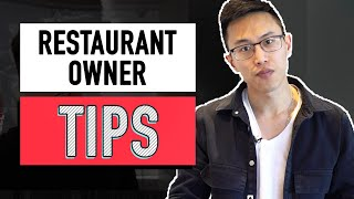 5 Tips For Restaurant Owners To Run A Successful Restaurant | Restaurant Management 2020