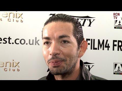 Ernesto Cantu Interview Extinction Premiere