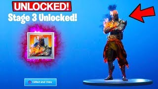 How to UNLOCK STAGE 3 Fortnite The Prisoner Skin KEY LOCATION.. | WFI