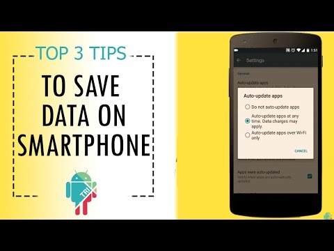 4 easy steps to save data on your android drive
