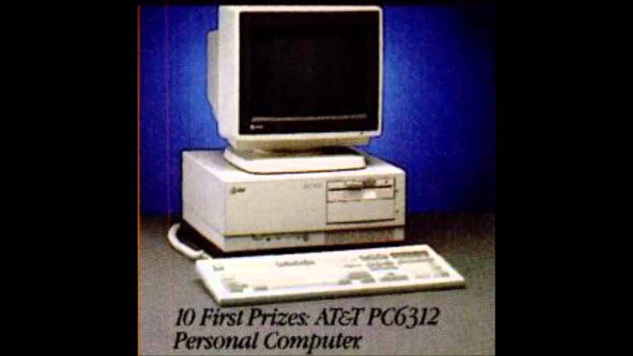 Olivetti computer