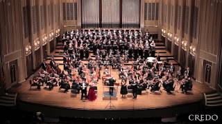 Haydn: The Creation. Credo Festival 2014 Finale Excerpt