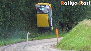 Vid�o Rallye du Sel 2014 [HD] - Crash and Mistakes par Rallye-Start (4912 vues)