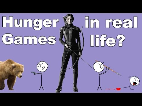 Are We Moving Toward A Real Life Hunger Games?
