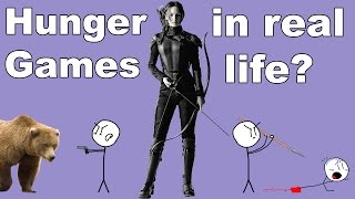 Are We Moving Toward a Real Life Hunger Games? streaming