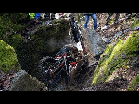 King of the Hill Hard Enduro 2018 - Rocky River, Snow & Mud