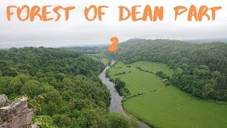 Forest of Dean BraceLands Campsite part 2 | vanlife uk