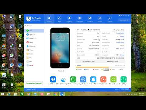 How to download- 3uTool - And - install 3uTools- FUll _ For IOS All