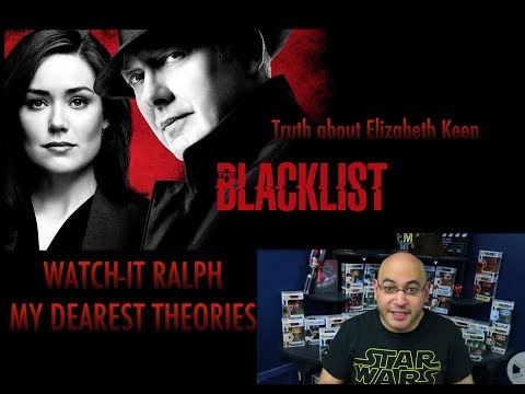 The Blacklist Season 6 Theory The Truth about Elizabeth Keen