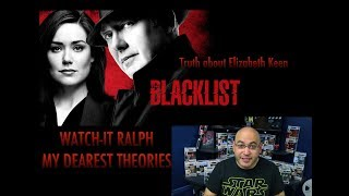 The Blacklist Season 6 Theory The Truth about Elizabeth Keen