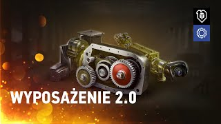 Dzienniki twórców online: Wyposażenie 2.0 [World of Tanks Polska]