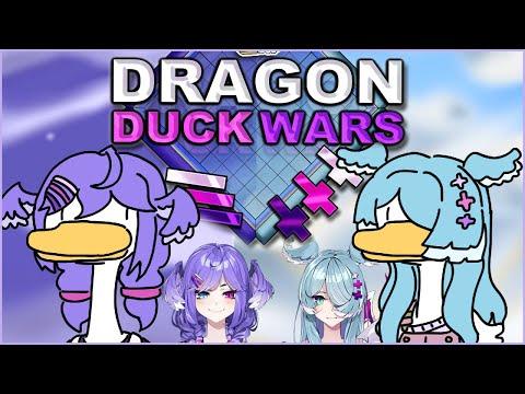 【DRAGON DUCKWARS】You've sunk my battleduck【NIJISANJI EN | Selen Tatsuki】