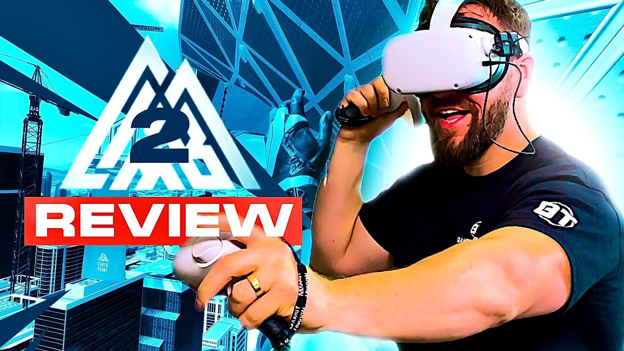 The Climb 2 Review on Oculus Quest 2